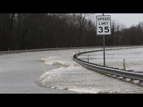 شاهد: فيضانات كبيرة في ولاية ميسيسيبي والسلطات تعلن حالة الطوارئ…  - نشر قبل 4 ساعة
