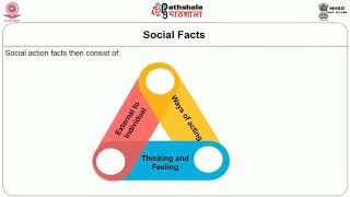 durkheim and social facts