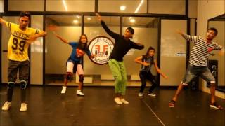 Hawa Hawa dance choreography | Mubarakan movie | dance video | Sanju Singh|