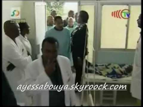 (ayessabouya) Catastrophe ferroviaire au Congo B/vill