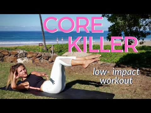 Total Core Workout | Best Equipment Free Ab Exercises
