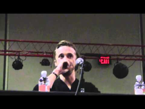 Tom Felton Panel and Megacon 2012 [ view from the front of the room ]