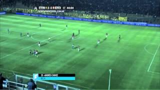 Gol de Chávez. Boca 2 - Huracán Las Heras 0. 32vos de Final. Copa Argentina 2015. FPT.