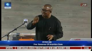 Watch Peter Obi's Video that got all Nigerians Talking