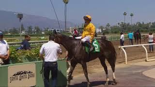 Las Cienegas Stakes Tease 1/20/18