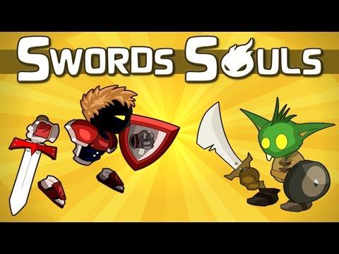 Armor Games - Swords Souls A Soul Adventure Gameplay
