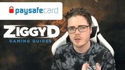 ZiggyD about paysafecard