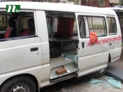 Hospital Vandalized In Brahmanbaria After Child Death I News & Current Affairs