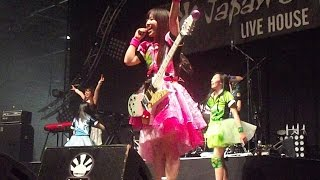 Gacharic Spin Live at Japan Expo in Paris Nord Villepinte, France (...