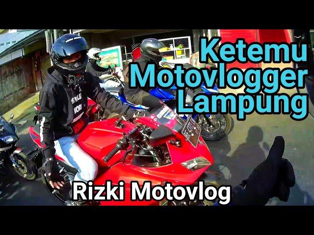 Sunmori Lembang bareng Motovlogger Bandar Lampung - (Rizki Motovlog, Bro Omen dkk)