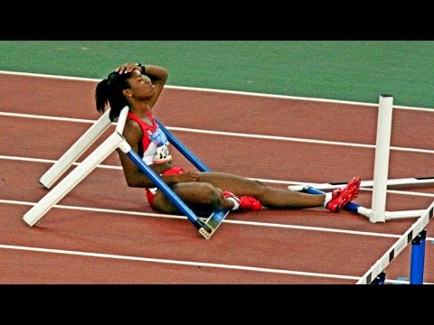 Thumbnail: 20+ Extreme Falls in Track Running ● HD