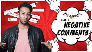 | Ayushman Reacts to Negative Comments   |