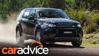 2017 Land Rover Discovery Sport review  What Car?