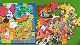 Learn Collect Puzzles ! Travelling in the world puzzle with favorite heroes !