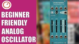 Dreadbox Hysteria Review (Analog Morphing Oscillator) | Chromatic Modules |SYNTH ANATOMY