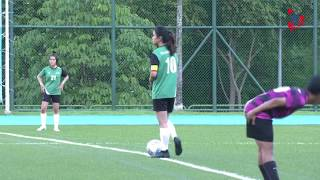 LIVE: IVP Games Women's Football Final - ITE vs Republic Poly (23 January 2020)