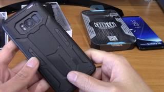 Набор чехлов Nillkin для Samsung Galaxy S8 / S8+