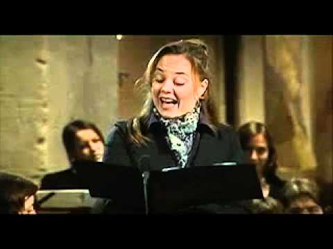 martina janková - Se per colpa di donna infelice - Handel La resurrezione