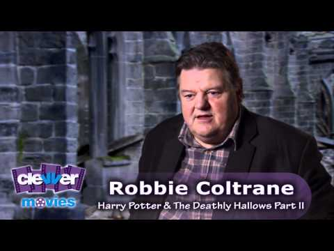 Robbie Coltrane 'Harry Potter and the Deathly Hallows Part 2' Interview