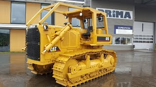 prima used equipment caterpillar d7g 2000 for sale