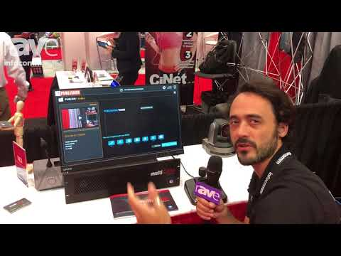 InfoComm 2018: multiCAM Systems Shows Publisher 2.0 for Management of Video Workflows
