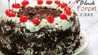 no bake black forest