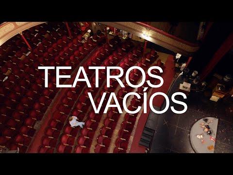 [TEATROS VACÍOS] El teatro vacío