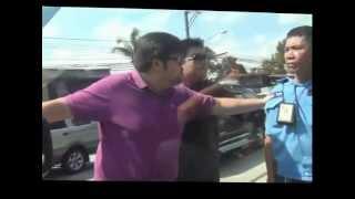 "Robert ""Blair"" Carabuena attacks MMDA enforcer"