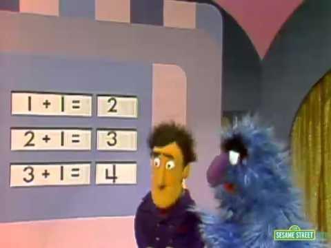 Sesame Street Addition Game
