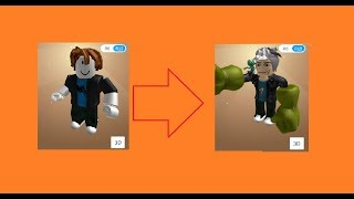 Tutorial How to make a good skin on ROBLOX without ROBUX