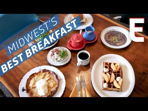 America's Best Breakfast Is in Indianapolis, Indiana — Open