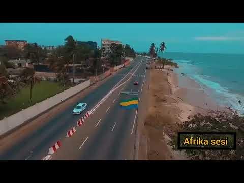 Libreville🤩Gabon'nun başkenti/ Libreville the capital of Gabon🇬🇦
