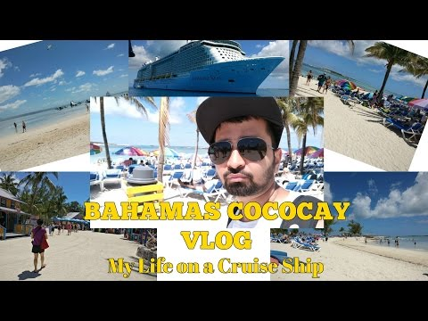 Coco Cay Bahamas - Royal Caribbean Anthem of the Seas - Part 1