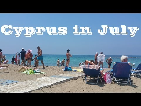 Cyprus Weather In July