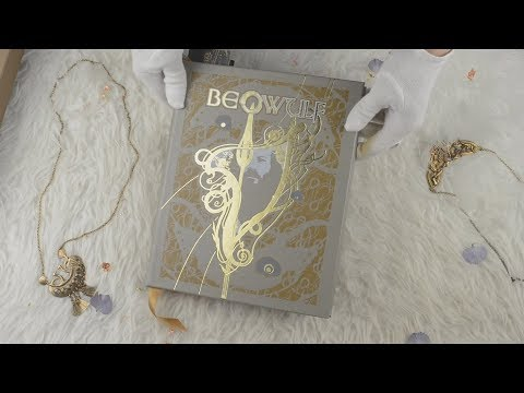 """Beowulf"" Illustrated by Yoann Lossel - Published by Easton Press"