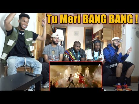 Tu Meri Full Video BANG BANG! REACTION! Hrithik Roshan & Katrina Kaif Vishal Shekhar Dance Party S Mp3