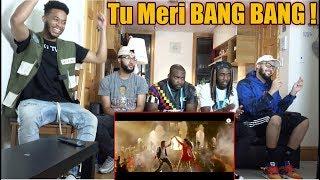 Tu Meri Full Video BANG BANG! REACTION! Hrithik Roshan & Katrina Kaif Vishal Shekhar Dance Party S