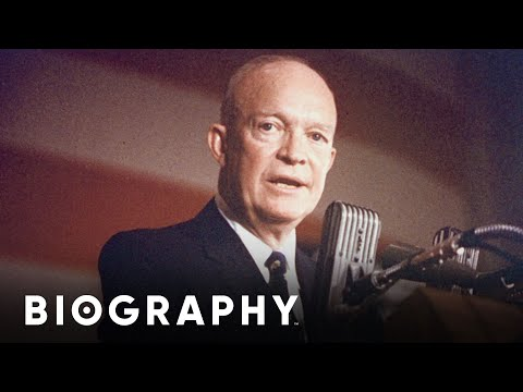 Dwight D. Eisenhower: The 34th President of the United States | Biography