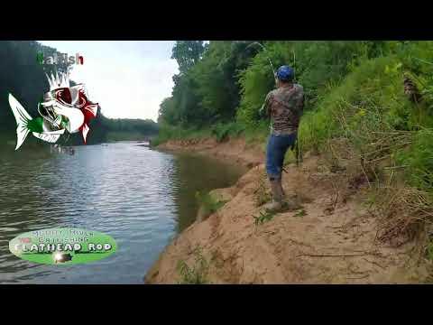 Flathead Rod TRINITY RIVER DALLAS TX