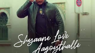 Odeya Shyaane Love Aagoythalle Nanji From Tomorrow Darshan Arjnu Janya N Sandesh