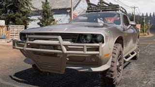 Far Cry 5 - The Bootlegger - Open World Free Roam Gameplay (PC HD) [1080p60FPS]