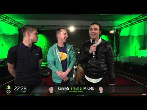 Interview with MICHU after win over KennyS [HTC Invitational]