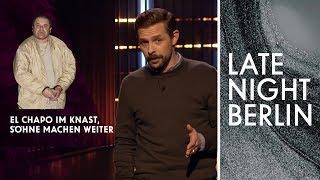 Die Wölfe sind zurück! El Chapo im Knast - Was noch? | Stand-Up | Late Night Berlin | ProSieben