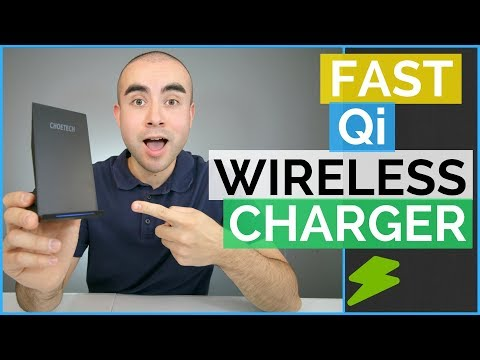 Best Qi Wireless Charger Under $20?  - Choetech Fast Wireless Charger Review