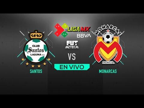 eLiga MX Jornada 16   Santos vs Monarcas