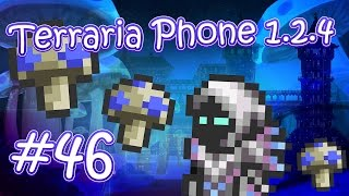 lP. HM. Terraria Phone 1.2.4 #46 (Ферма Трюфельного червя)