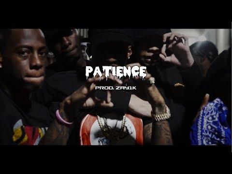 "[FREE] ""PATIENCE"" Sleepy Hallow x Double G x Sheff G x Lil Bibby (Trap/UK Drill Type Beat) 2018"