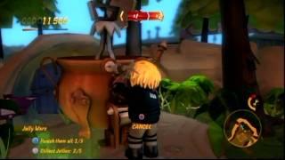 Naughty Bear - Multiplayer Jelly Wars
