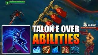 NEW TALON E vs AZIR ULT & OTHER ABILITIES! [Talon REWORK Pre Season 7] - League of Legends