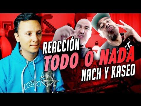 NACH y KASEO, TODO O NADA | REACCIÓN SMDANI